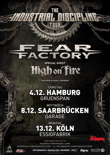 fear factory tour 2010 mlk. Black Bedroom Furniture Sets. Home Design Ideas