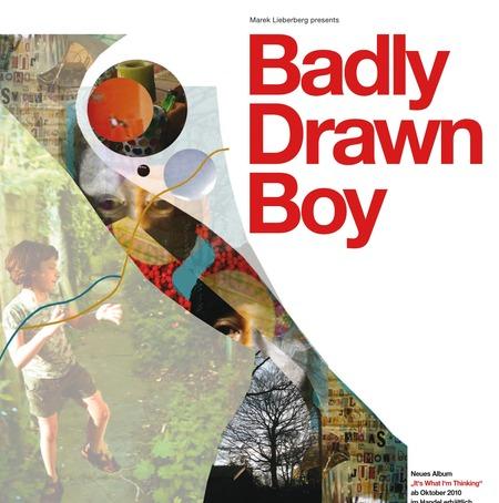 Badly Drawn Boy: Live 2010