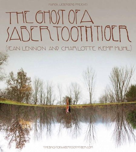 The Ghost Of A Saber Tooth Tiger: Sean Lennon and Charlotte Kemp Muhl Live 2010