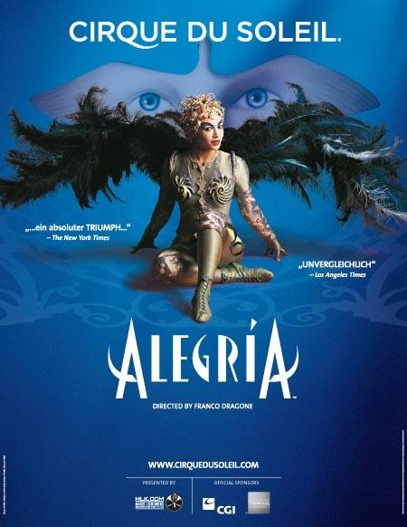 Alegria: von Cirque Du Soleil - 2011
