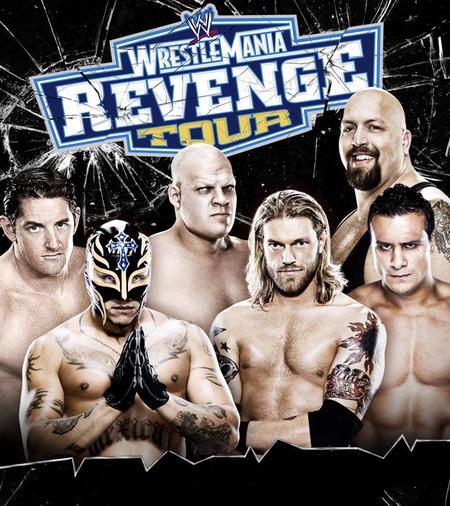 WWE SmackDown: Revenge Tour 2011