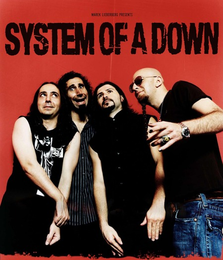 System Of A Down: Live 2011