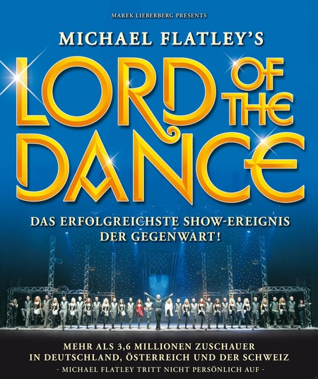 Lord of the Dance: Tour 2011
