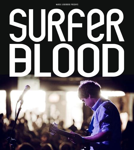 Surfer Blood: Live 2011