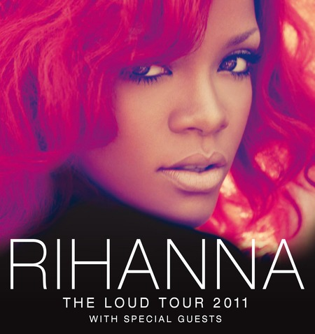 Rihanna: The Loud Tour 2011