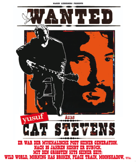 Cat Stevens alias Yusuf: In Concert 2011