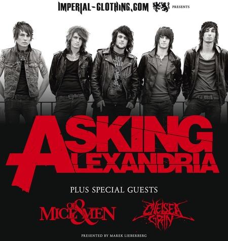 Asking Alexandria: Live 2011