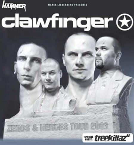 Clawfinger: Zeroes & Heroes