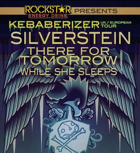 Silverstein: Kebaberizer Tour 2011