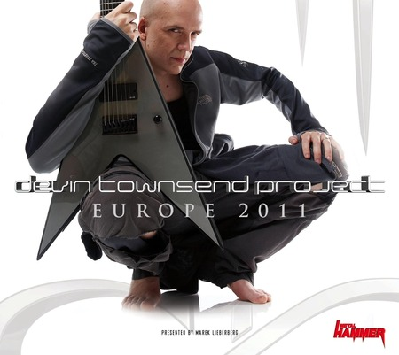 Devin Townsend Project: Europe 2011