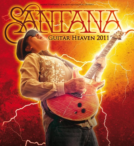 Santana: Guitar Heaven 2011