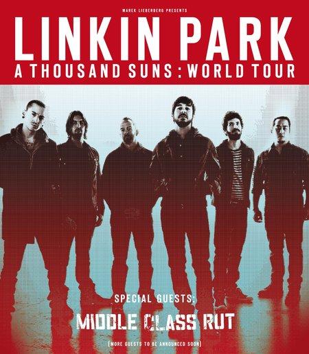 Linkin Park: A Thousand Suns : World Tour 2011