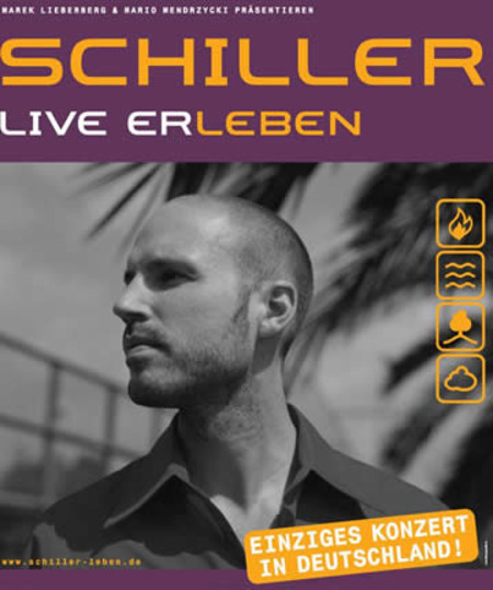 Schiller: Live (ER-)LEBEN 2003