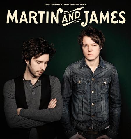 Martin and James: Tour 2011