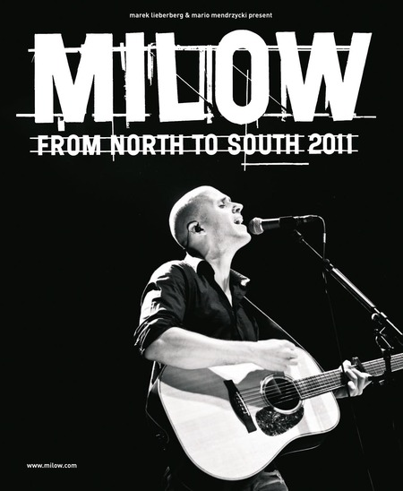 Milow: From North To South 2011