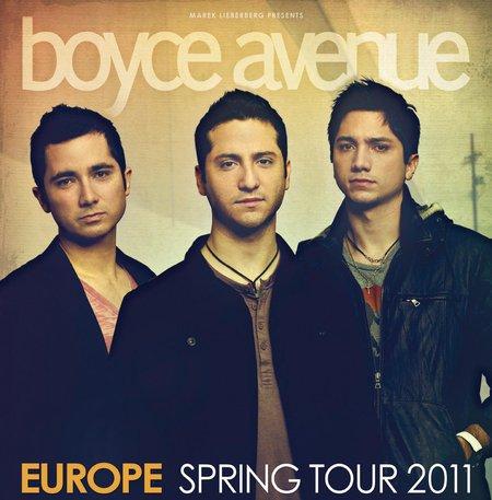 Boyce Avenue: Live 2011