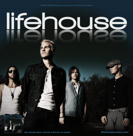 Lifehouse: Tour 2011