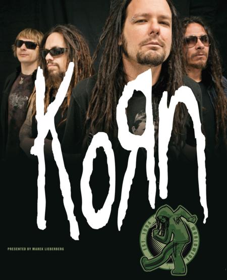 Korn: Live 2011