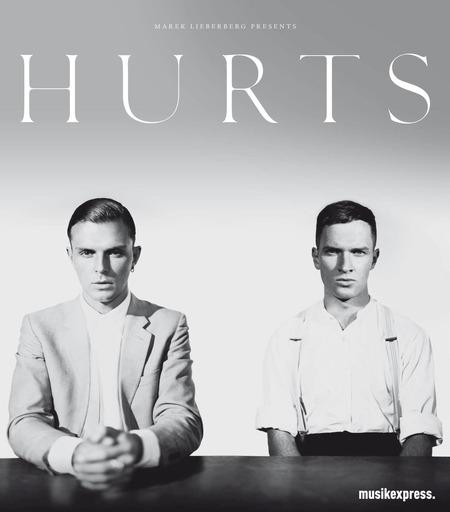 Hurts: Tour 2011