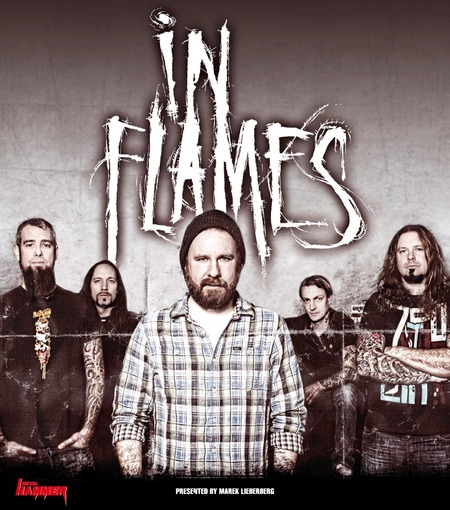 In Flames: Live 2011