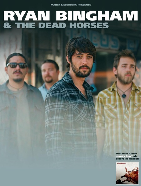 Ryan Bingham: & The Dead Horses - Live 2011