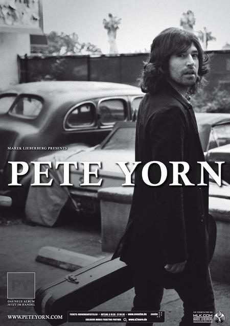 Pete Yorn: Live 2011