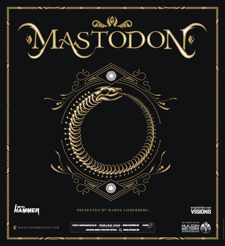 Mastodon: Tour 2011