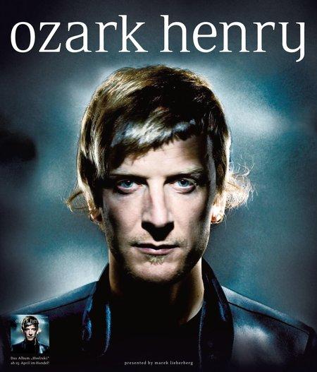 Ozark Henry: Live 2011