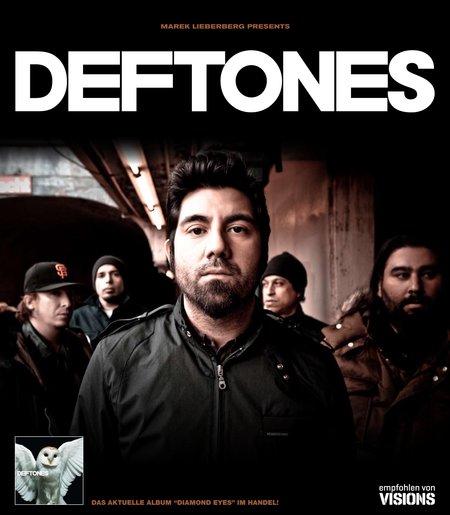 Deftones: Live 2011