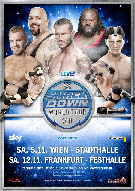 WWE SmackDown: Smack Down World Tour 2011