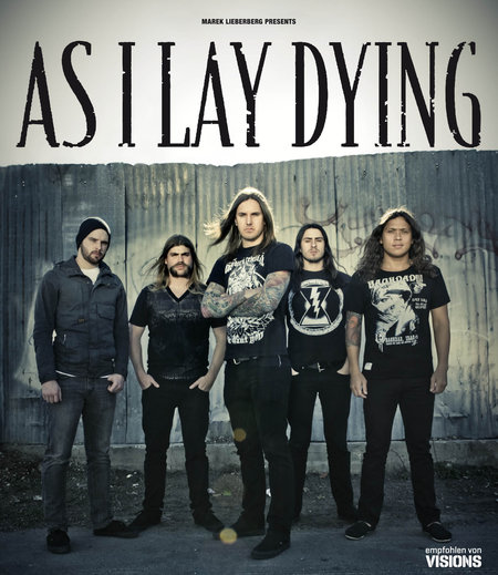 As I Lay Dying: Live 2011