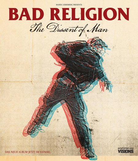 Bad Religion: The Dissent Of Man - Tour 2011