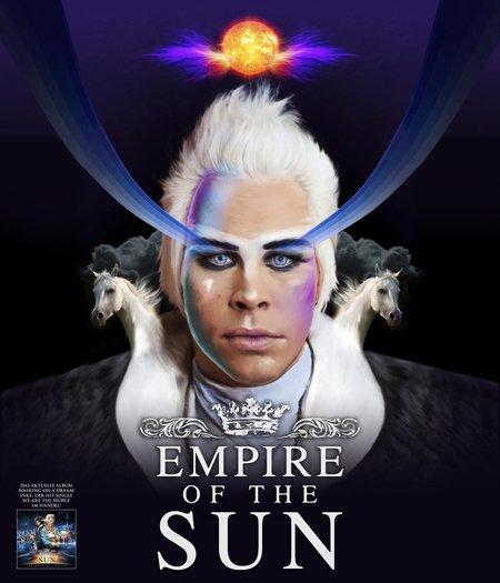 Empire Of The Sun: Tour 2011