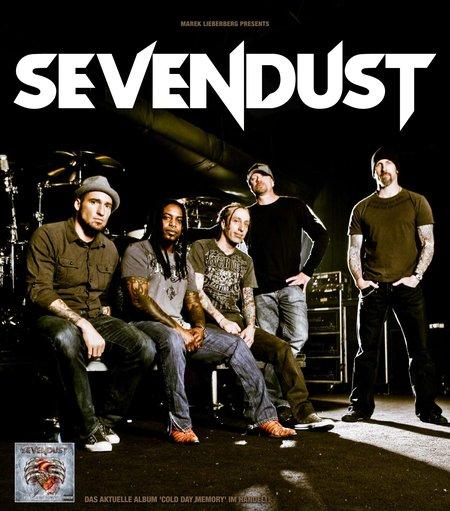 Sevendust: Live 2011