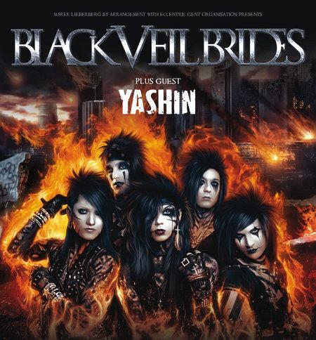 Black Veil Brides: Live 2011