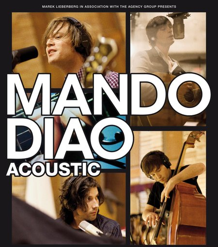 Mando Diao: Acoustic Tour 2011