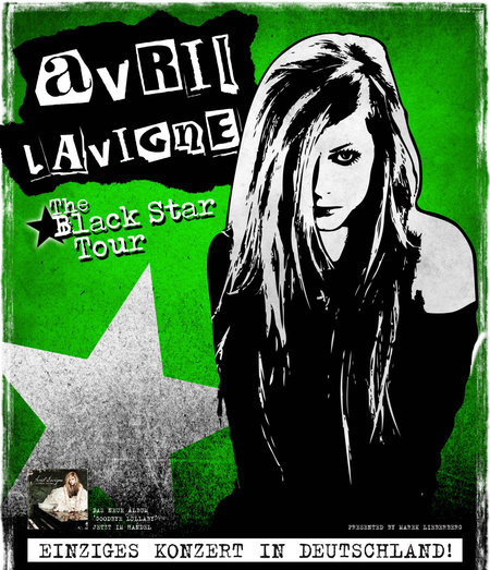 Avril Lavigne: The Black Star Tour 2011