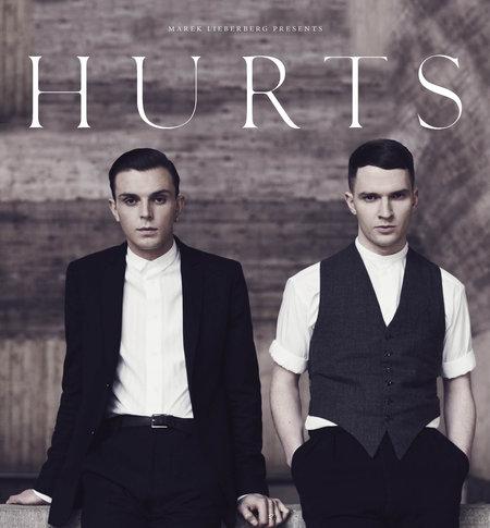 Hurts: Live 2011