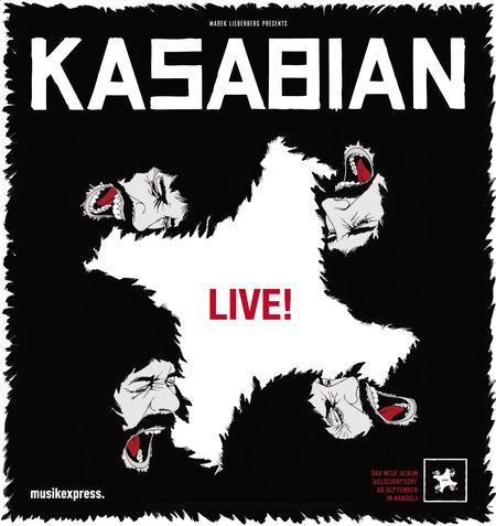 Kasabian: Live 2011