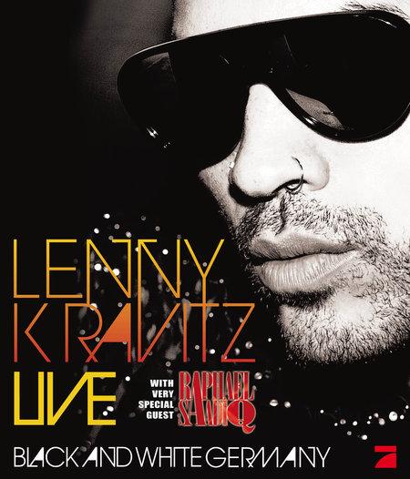 Lenny Kravitz: Black and White Germany - Live 2011