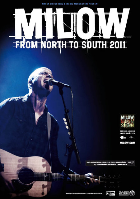 Milow: From North To South - 2011
