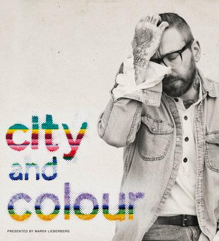 City and Colour: Tour 2011