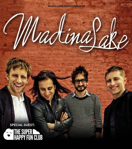 Madina Lake & Guests: Live 2011