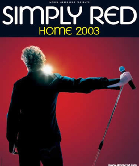 Simply Red: Home 2003