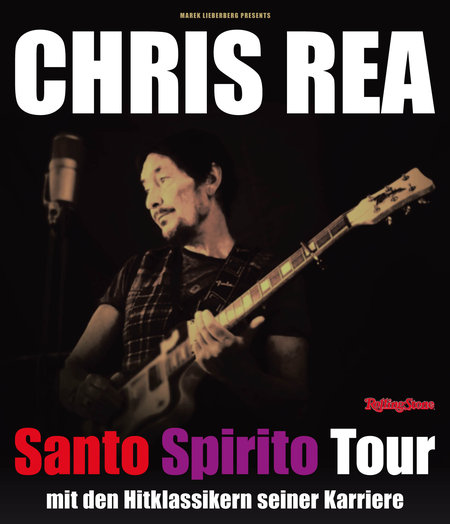 Chris Rea: The Santo Spirito Tour 2012