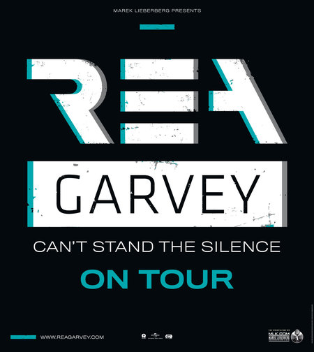 Rea Garvey: Can't Stand The Silence - On Tour 2011