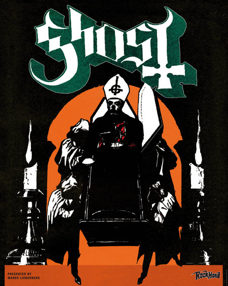 Ghost: Live 2011