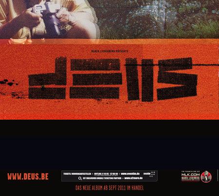 dEUS: Live 2011