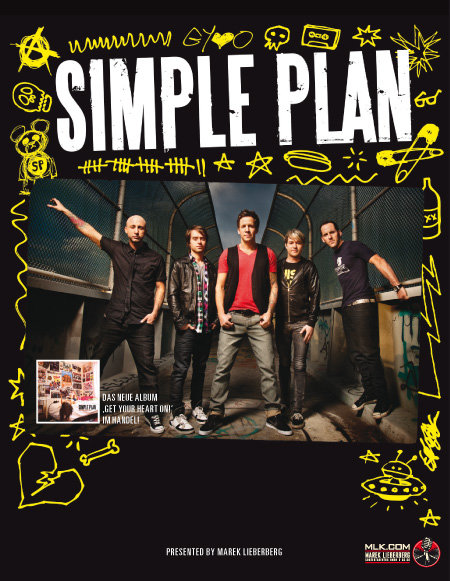 Simple Plan: Live 2011