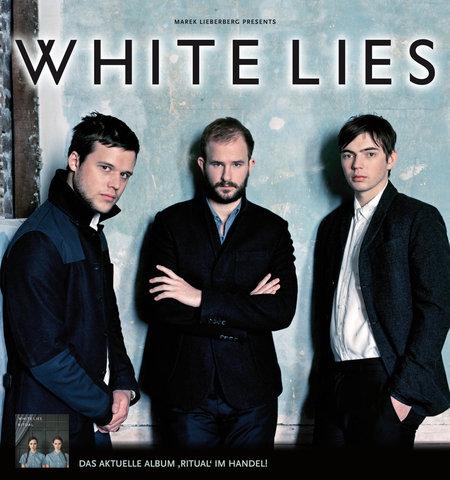 White Lies: Live 2011